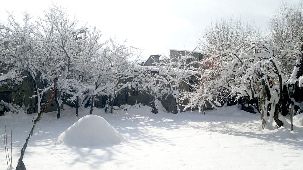 During winter, the decomposing process is usually much slower.