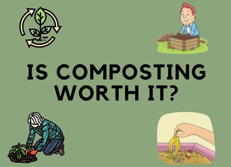 is composting worth it?