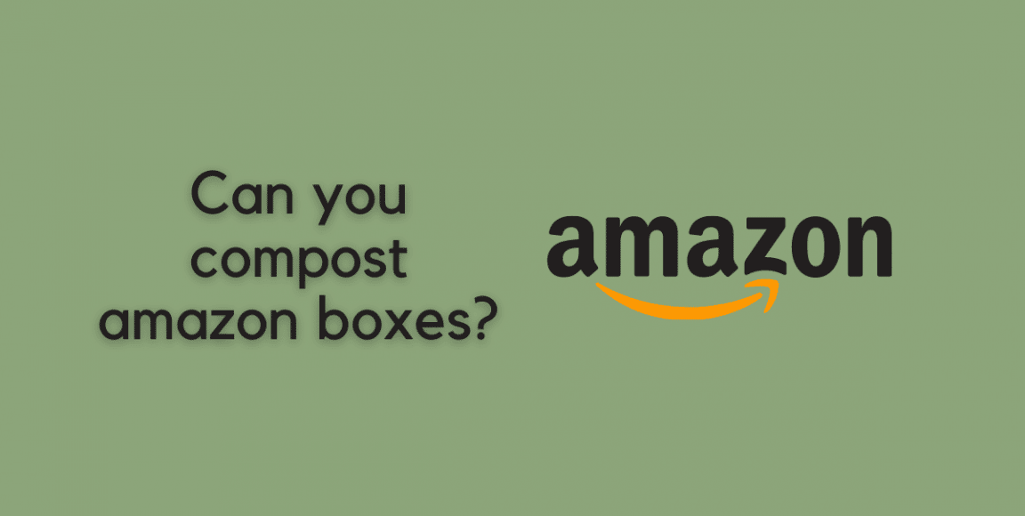 can you compost amazon boxes?