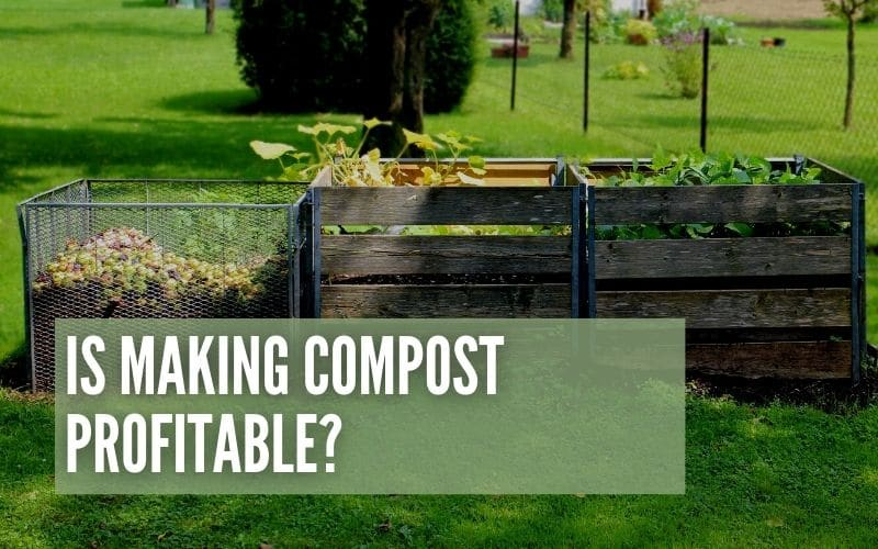 is making compost profitable?